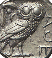 Monete della Grecia Continentale e partiche